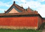 MONGOLIA 492 (EL MONASTERIO DE AMARBAYASGALANT) UN MURO QUE RODEA EL CONJUNTO ANTIGUO, MIDE 207X175 M.