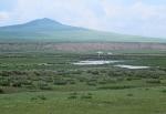 MONGOLIA 530 (LA POBLACION DE LOS ARCOS, DULAANKHAAN) JURTAS EN EL CAMINO
