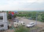 MONGOLIA 544 (SüKHBAATAR) LAS VISTAS NO SON DE LAS PEORES, PERO…….