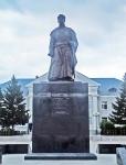 MONGOLIA 547 (SüKHBAATAR) LLEVA EL NOMBRE DEL PADRE DE LA MONGOLIA MODERNA DAMDIN SUKHBAATAR 1893 1923