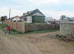 MONGOLIA 551 (SüKHBAATAR) LA POBLACION SE SITUA AL NORTE DE MONGOLIA Y A ORILLAS DEL RIO ORKHON