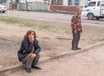 MONGOLIA 558 (SüKHBAATAR) … LA LIMPIZA DEL COCHE ES BARATA PERO SUPER LENTA
