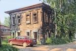 SIBERIA 2°, 166 (TOMKS - CASA DE MADERA) LA MADERA SIEMPRE HA SIDO EL MATERIAL TRADICIONAL DE CONSTRUCCION EN SIBERIA
