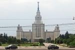 RUSIA 2ª ENTRADA 15 (MOSCU) LA UNIVERSIDAD DE MOSCU, FUNDADA EN 1755 POR MIJAIL LOMONOSOV. TIENE 4.000 PROFESORES, 31.000 ESTUDIANTES