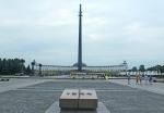 RUSIA 2° ENTRADA 11 (MOSCU) EL MUSEO DE LA GRAN GUERRA PATRIOTICA SITUADO EN POKLONNAYA GORA