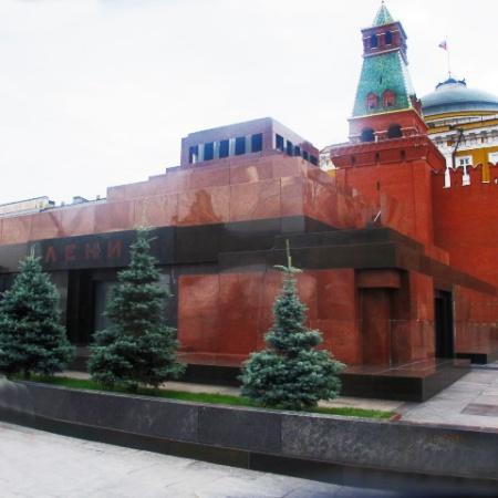 RUSIA 2° ENTRADA 27 (MOSCU) EL MAUSOLEO DE LENIN