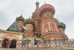 RUSIA 2° ENTRADA 29 (MOSCU) CATEDRAL DE SAN BASILIO -