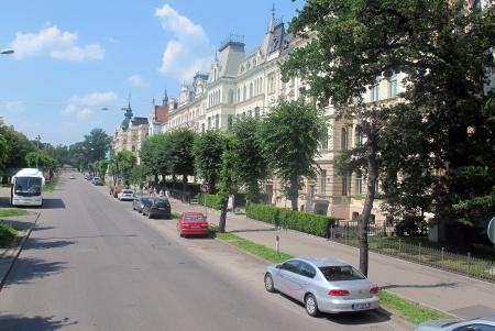 LETONIA 13 (RIGA) ES LA CAPITAL DE LETONIA. TIENEA 696.618 HABITANTES