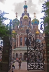 RUSIA 2º ENTRADA 13 (SAN PETESBURGO) IGLESIA DE LA RESURRECCIÓN DE CRISTO 2