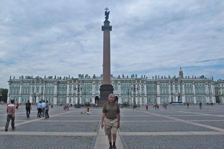 RUSIA 2º ENTRADA 15 (SAN PETESBURGO) MUSEO DEL HERMITAGE. OCUPA UN COMPLEJO FORMADO POR SEIS EDIFICIOS SITUADOS A LA ORILLA DEL RÍO NEVA...