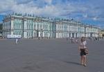 RUSIA 2º ENTRADA 16 (SAN PETESBURGO) MUSEO DEL HERMITAGE. ...EL MÁS IMPORTANTE DE ESTOS EDIFICIOS EL PALACIO DE INVIERNO, RESIDENCIA OFICIAL DE LOS ANTIGUOS ZARES