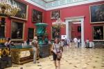 RUSIA 2º ENTRADA 18 (SAN PETESBURGO) MUSEO DEL HERMITAGE. ES UNA DE LAS MAYORES PINACOTECAS Y MUSEOS DE ANTIGÜEDADES DEL MUNDO