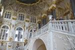 RUSIA 2º ENTRADA 19 (SAN PETESBURGO) MUSEO DEL HERMITAGE, DETALLES 1