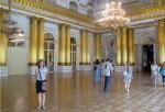 RUSIA 2º ENTRADA 27 (SAN PETESBURGO) MUSEO DEL HERMITAGE, DETALLES 8