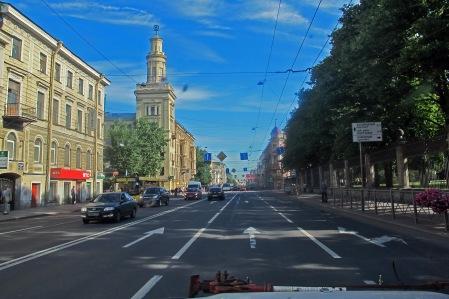 RUSIA 2º ENTRADA 3 (SAN PETESBURGO) ... ES FACIL ORIENTARSE