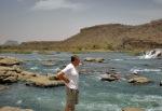 MALI 27 (CATARATAS DE GOUINA) SON UN SALTO DE AGUA QUE SE ENCUENTRA EN EL RIO SENEGAL