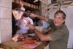 MARRUECOS 2 (AZROU) SELF SEVICIO EN LAS CARNICERiAS- ASADORES CALLEJEROS