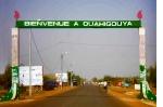 BURKIINA FASO 1 (OUAHIGOUYA) POBLACION DE UNOS 124.000 HABITANTES, ESTA A 18O KM DE OUAGADOUGOU