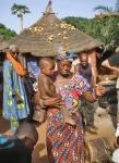 BURKIINA FASO 55 (EN UN POBLADO DE LA ETNIA SENUFO) UN DIA INOLVIDABLE