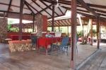 GHANA 52 (EN EL RESORT AFRIKIKO) SOMOS LOS SOLOS CLIENTES DEL HOTEL...