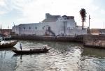 GHANA 83 (POR LA COSTA DE GHANA - ELMINA) CASTILLO DE SAN JORGE DE LA MINA FUNDADO EN 1482 POR JUAN II DE PORTUGAL, FUE UN CUARTEL GENERAL PARA LOS MILITARES Y COMERCIANTES PORTUGESES