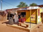 NIGER 2 (AL OESTE DEL PAIS) LAS TELECOMUNICACIONESNICA SE HA APODERADO DEL AFRICA