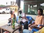 CONGO BRAZZAVILLE 35. (DISTRITO DEL PLATEAUX, POBLACION DE GAMBOMA) ES UN CENTRO DEL COMERCIO ENTRE EL NORTE Y EL SUR DEL PAIS