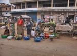 CONGO KINSASA 2. (KINSASA CIUDAD) ES LA CAPITAL DE LA REPUBLICA DEMOCRATICA DEL DEL CONGO, CUENTA CON MAS DE 10 MILLONES DEHABITANTES