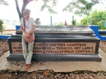 CONGO KINSASA 27. (BELVEDERE) MONUMENTO CONMEMORATIVO A LA CONSTRUCCION DE PRIMER TREN EN AFRICA CENTRAL