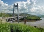 CONGO KINSASA 42. (RIVERA DERECHA RIO CONGO) TIENE UNA LONGITUD TOTAL DE 722 METROS, FUE COSTRUIDO POR UNA COMPÑIA JAPONESA