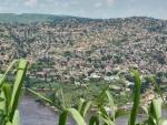 CONGO KINSASA 44. (RIVERA DERECHA RIO CONGO) A LA IZQUIERDA ABAJO VISTA PARCIAL DEL PUERTO DE MATADI