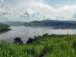 CONGO KINSASA 47. (RIVERA DERECHA RIO CONGO) LOS PAISAJES HACIA BOMA SON INCREIBLES