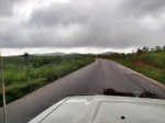 CONGO KINSASA 56... EN DIRECCION DE LA FRONTERA CON ANGOLA