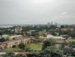 CONGO KINSASA 7 . (KINSASA CIUDAD) LA ZONA RESIDENCIAL DEL DISTRITO DE LA COMBE