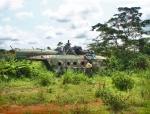 ANGOLA 12. (POR LAS PROVINCIAS DE ZAIRE Y BENGO) ... ESTE POPULAR HELICOPTERO EN CASI TODAS LAS GUERRA AFRICAS, HA SIDO CONSTRUIDO A MAS 12.000 EJEMPLARES